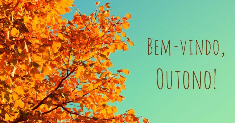 Gente que AMA outono! BEM-VINDO!