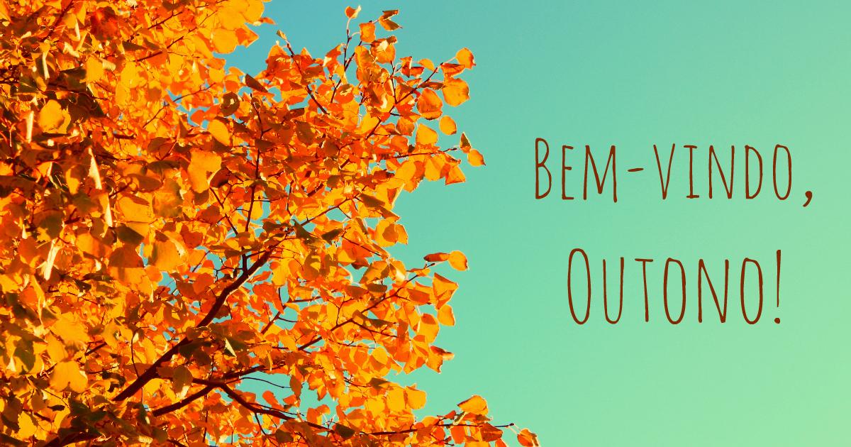 Gente que AMA outono! BEM-VINDO! » Ambientallis
