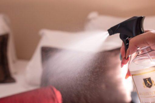 Água Perfumada para Roupas e Tecidos Ambientallis Aromas