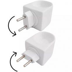Plug inteligente - Aromatizador Elétrico / Difusor de Tomada