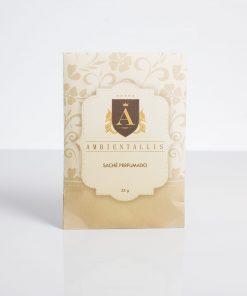 Sachê Aromatizador de Envelope Ambientallis Aromas
