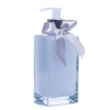 Sabonete Líquido Square Glitter PRATA - 250 ml