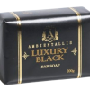 Sabonete Vegano BLACK - Linha Luxury 100% VEGETAL