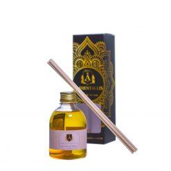 Difusor de Aromas com Varetas Embalagem Pet com Caixinha - 250 ml