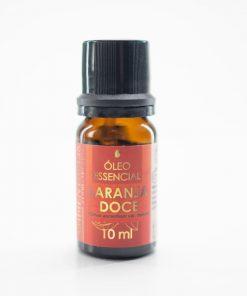 Óleo Essencial para Aromaterapia aroma LARANJA DOCE Ambientallis Aromas - 10 ml