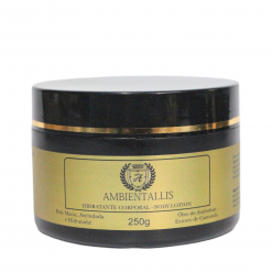 Creme Hidratante Corporal Ambientallis Aromas - 250g