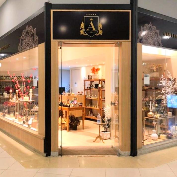 Loja Ambientallis Aromas em Três Rios RJ. Shopping Américo Silva Rua Barão do Rio Branco - Centro