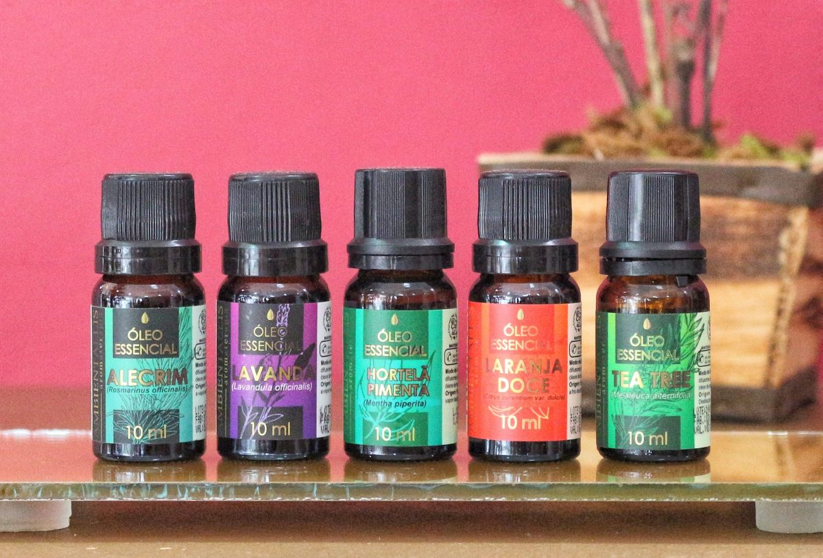 Óleo Essencial para Aromaterapia - Ambientallis Aromas