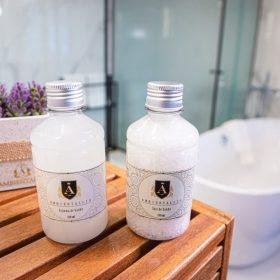Espumas e Sais de Banho Ambientallis Aromas – Tamanho: 250 ml