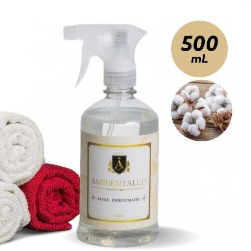 Água Perfumada Algodão / Água de Passar / Perfume para roupas e tecidos
