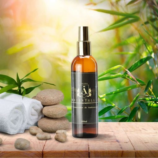 Aromatizador Bamboo (inspiração Mmartan) - Ambientallis Aromas 240ml